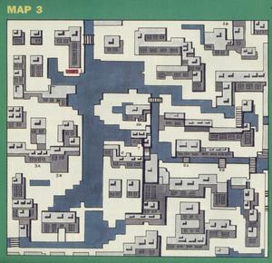Карта Teenage Mutant Hero Turtles