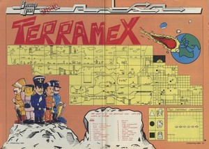 Карта Terramex