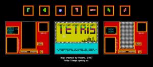 Карта Tetris