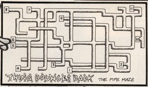 Карта Thing Bounces Back