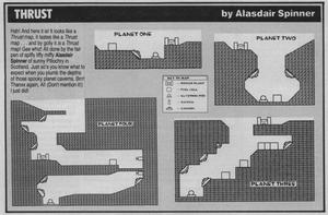 Карта Thrust