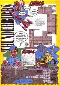 Карта Thunderbirds