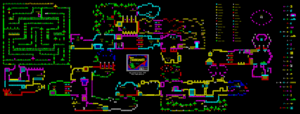 Карта Toadrunner