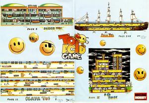 Карта Toi Acid Game