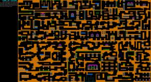 Карта Tomb of Syrinx