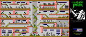 Карта Trabajo Basura