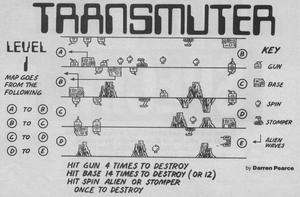 Карта Transmuter