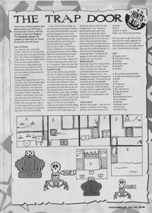 Карта Trap Door, The