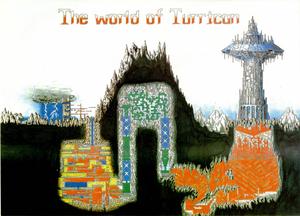 Карта Turrican
