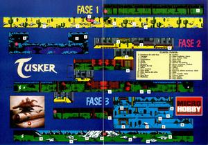 Карта Tusker