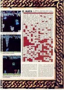 Карта Underwurlde