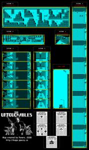 Карта Untouchables, The