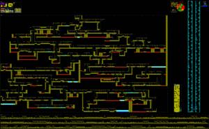 Карта Viaje al Centro de la Tierra: Version Extendida