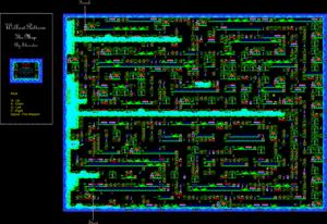 Карта Willow Pattern
