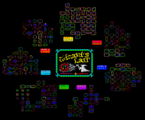 Карта Wizard's Lair