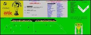 Карта World Cup Football
