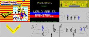 Карта Мировые матчи баскетбола