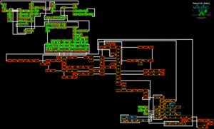 Карта Wriggler