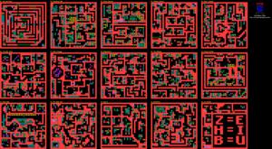 Карта XOR