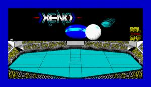 Карта Xeno