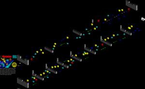 Карта Zaxxon