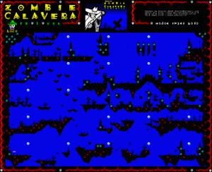 Карта Zombie Calavera Prologue